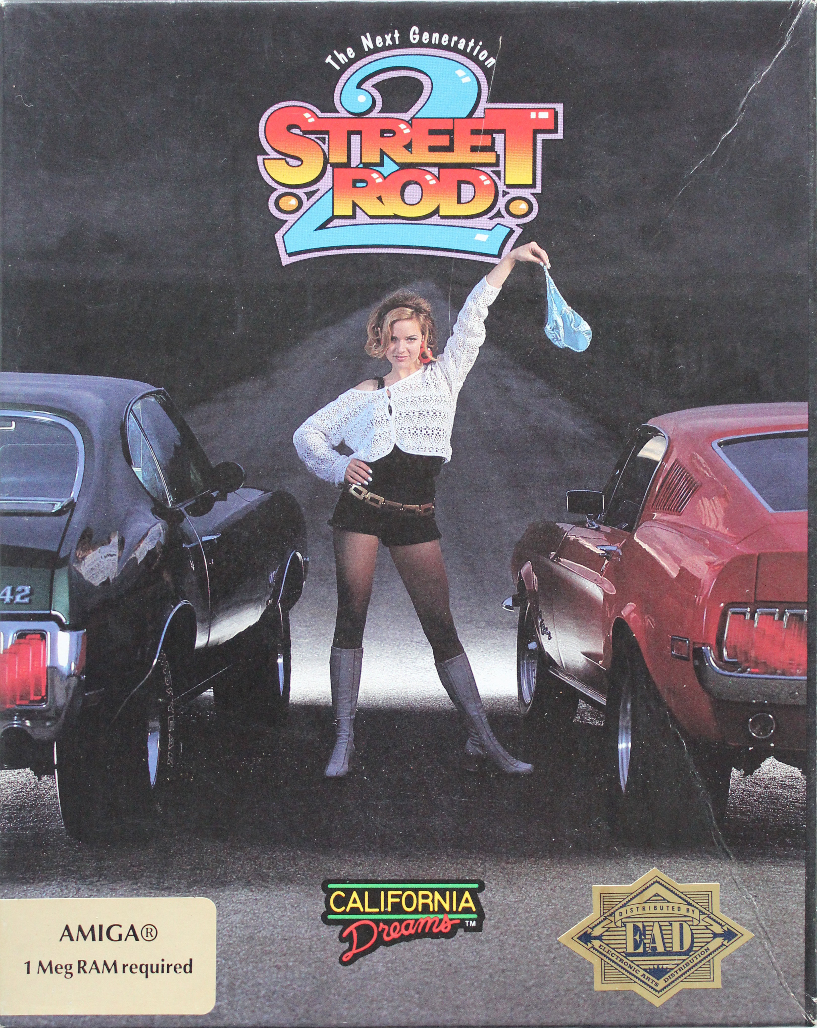 Street Rod 2 for Amiga | Street Rod Online